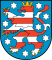 1458842631 Coat of arms of Thuringia svg